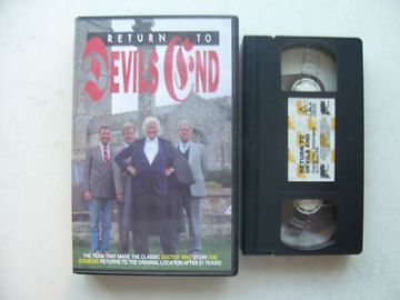 Doctor Who Return to Devils End   Big Case Issue Extremely Rare
